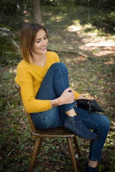 Pull amélie jean jéromine