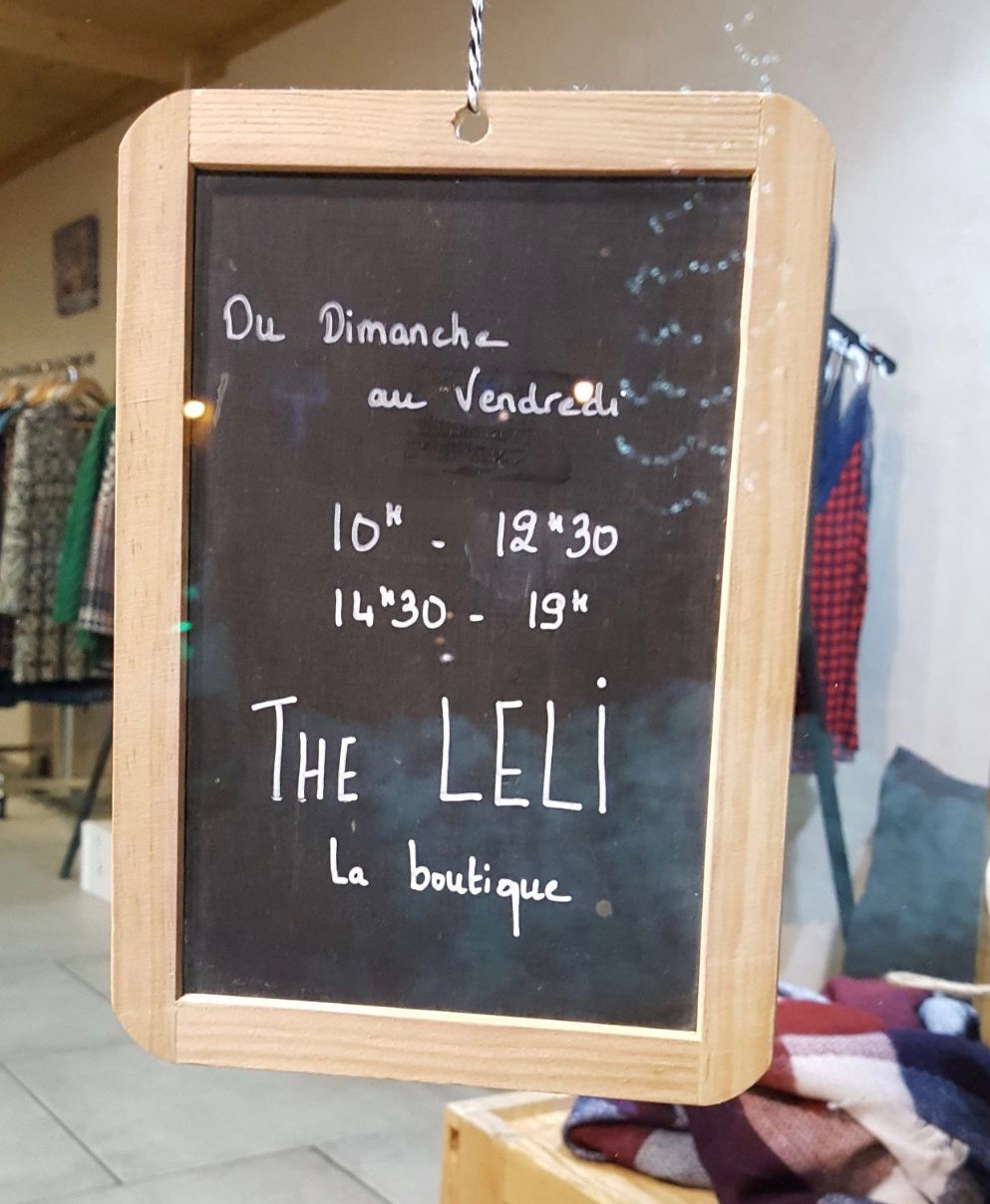 the_leli_la_boutique_les_carroz_horaire